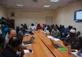 WHO supports six African countries conduct first joint health emergency operations exercise