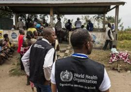 WHO and World Bank Group join forces to strengthen global health security