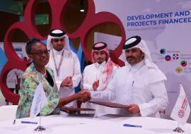 Qatar Fund for Development announces USD 3 million funding for work towards elimination of Neglected Tropical Diseases