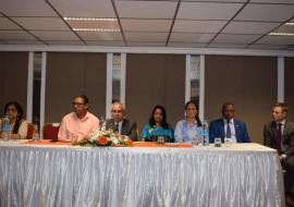 Opening of the workshop on implementation of exercise prescription in Mauritius