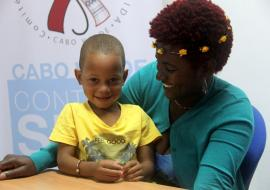 Cabo Verde leads the way in ending new HIV infections in children in West and Central Africa
