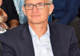 Peter Jan Graaff named Special Representative of WHO Director General to DRC for Ebola response - March 2019 - WHO- Eugene Kabambi
