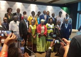 Ministers of Health agree next steps for Sahel Malaria Elimination Initiative