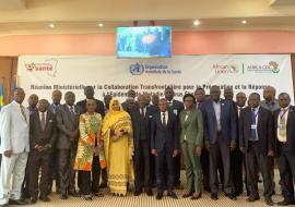 Ten African countries endorse cross-border collaboration framework on Ebola outbreak preparedness and response