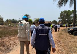 The United Nations and other partners supporting government of Sierra Leone's readiness and response to COVID-19