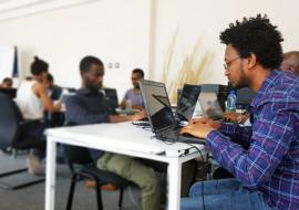 WHO in Africa holds first 'hackathon' for COVID-19