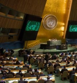 WHO at the high-level week of the 73rd session of the United Nations General Assembly (UNGA)