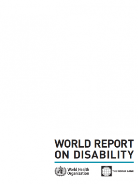 World report on disability