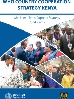 Kenya Country Cooperation Strategy 2014 - 2019