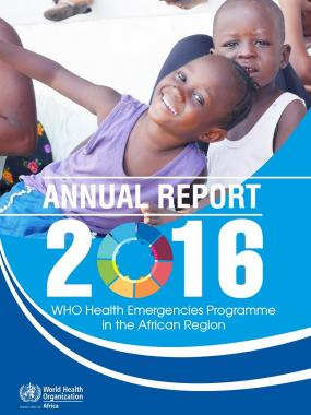 Annual report WHE 2016