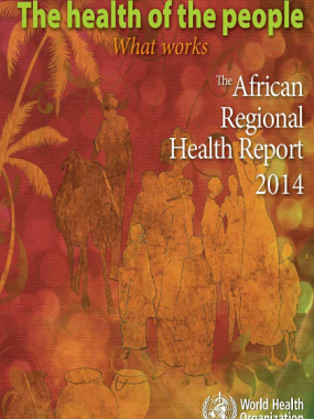 The African Regional Health Report 2014 - The health of the people: what works