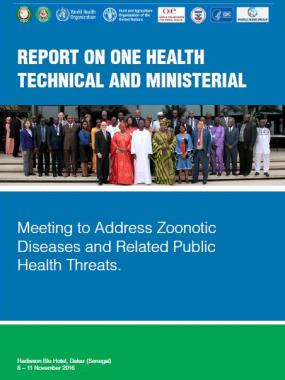 Report of the One Health Technical and Ministerial Meeting to Address Zoonotic Diseases and Related Public Health Threats