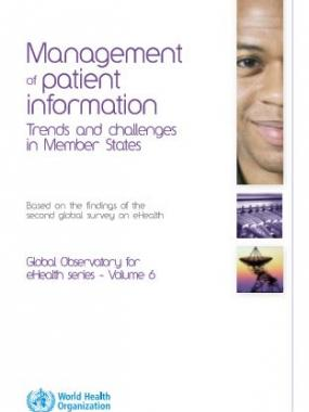 Management of patient information: Trends and challenges  in Member States