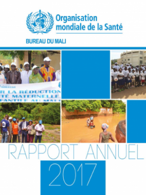 Rapport Annuel OMS MALI 2017