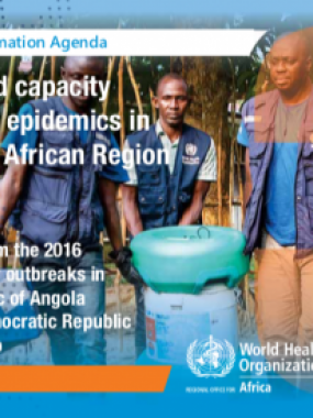 The Transformation Agenda Series 3: Improved Capacity to Tackle Epidemics in the WHO African Region – Lessons from the 2016 Yellow Fever in the Republic of Angola and the Democratic Republic of the Congo