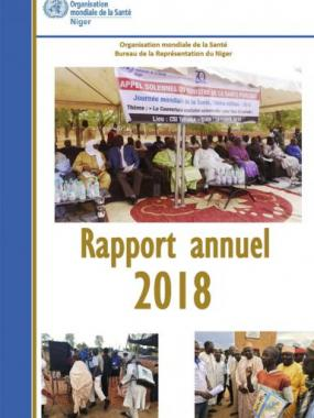 Rapport annuel 2018 OMS Niger