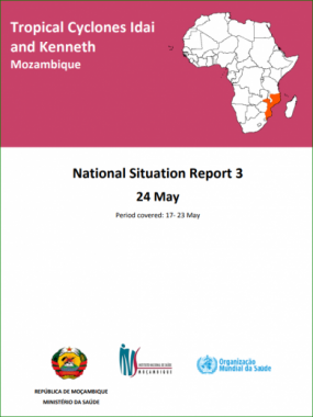 National Situation Report 3 cover
