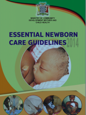 Essential Newborn Care Guidelines 2014