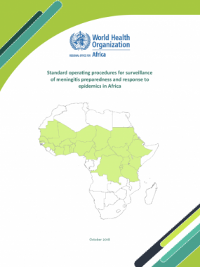 Standard operating procedures for surveillance of meningitis preparedness and response to epidemics in Africa