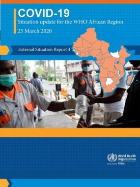Situation reports on COVID-19 outbreak, 25 March 2020