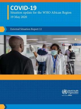 Situation reports on COVID-19 outbreak - Sitrep 12, 20 May 2020