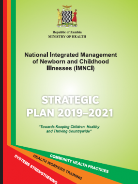 This strategic plan was crafted within the context of the broader National Health Strategic Plan (NHSP) 2017-2021, which aims to reduce the overall U5MR from 75 per 1000 live births to 35 per 1000 live births by 2021. In order to accelerate the scaling up of IMNCI implementation, improve child survival and contribute towards meeting this goal, as well as the Sustainable Development Goal (SDG) 3 this IMNCI Strategic Plan has been developed to provide the strategic framework for IMNCI implementation.
