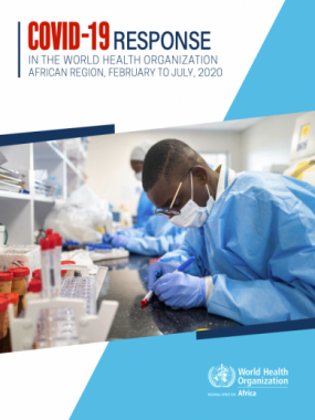 COVID-19 Response in the World Health Organization African Region, February to July, 2020