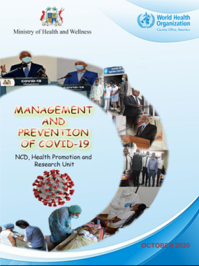 Mauritius Management and Prevention of COVID-19 Report (October 2020)