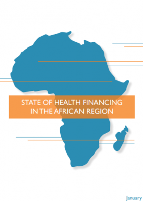 State of health financing in the African Region