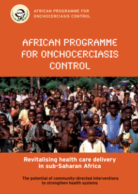 Revitalising health care delivery in sub-Saharan Africa. The potential of community-directed treatment to strengthen health systems