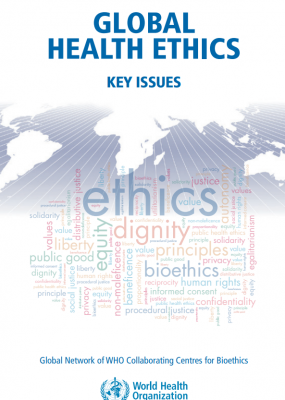 Global health ethics: key issues