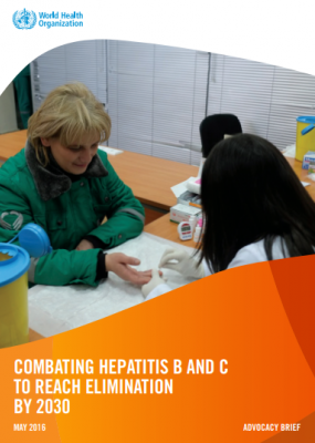 Combating hepatitis B and C to reach elimination by 2030