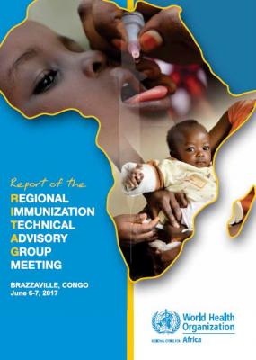Report of the Regional Immunization Technical Advisory Group meeting