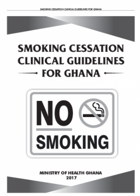Smoking Cessation Clinical Guidelines for Ghana