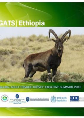Ethiopia-GATS-2016-Executive Summary