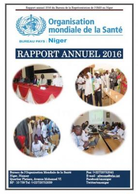 OMS Niger : Rapport annuel 2016