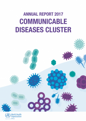 Annual report 2017: Communicable Diseases Cluster