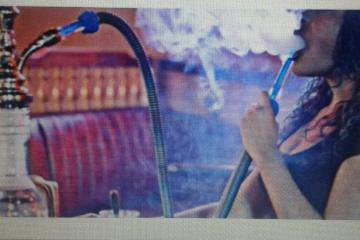 Shisha smoking is not a better alternative to cigarettes. It harms your health