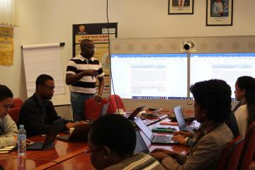 WHO Mozambique to implement Toolkits for better office management