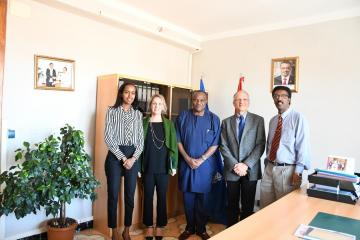 WHO Eritrea and European Union Collaboration Meeting