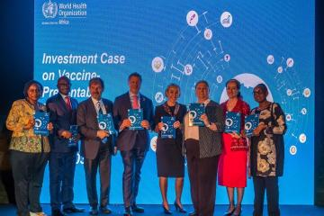 Weak vaccine-preventable disease surveillance could cost the  African Region $22.4 billion over the next decade, WHO warns