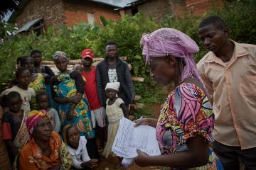 Winning community trust in Ebola control