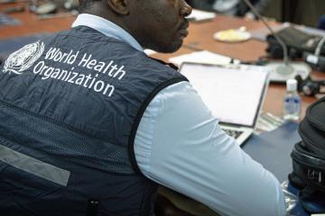 World Health Organization surge team to arrive in South Africa