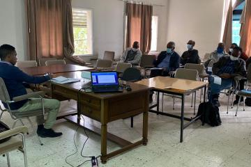 Steering Committee for Eritrea Health Observatory Established