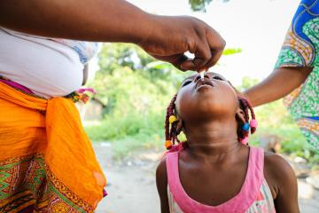 Pursuing the endgame: novel polio vaccine rollout in Africa