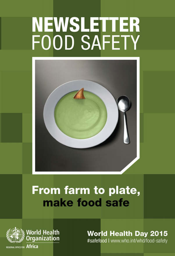 food safety newsletter world health day 2015 who