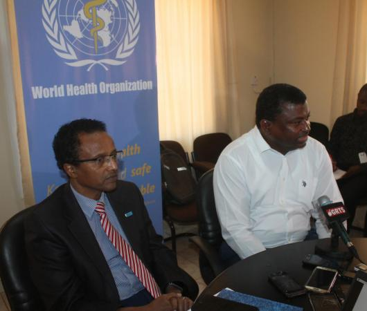 Ministry of Health (MoH), World Health Organization and ...