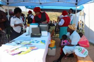 Swaziland commemorates the Africa Vaccination Week