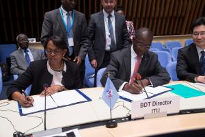 WHO and ITU to use digital technology to strengthen public health services in Africa
