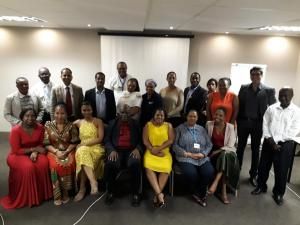 Peer review of WCO-South Africa end of biennium monitoring and reporting